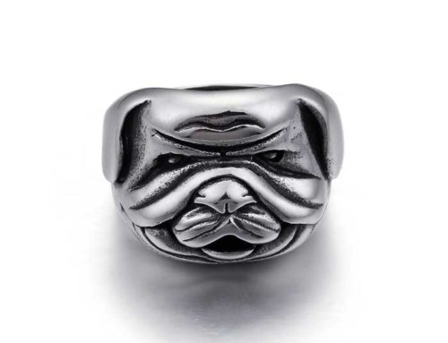 PitBull Steel Fashion Ring