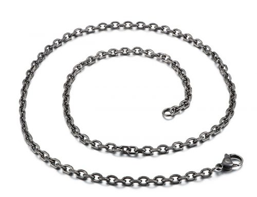 Mens fashion metal necklace jewelry
