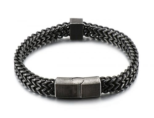 Mens metal fashion bracelet