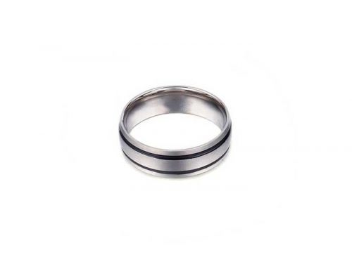 mens and ladies unisex stainless steel couples ring forever love accessories
