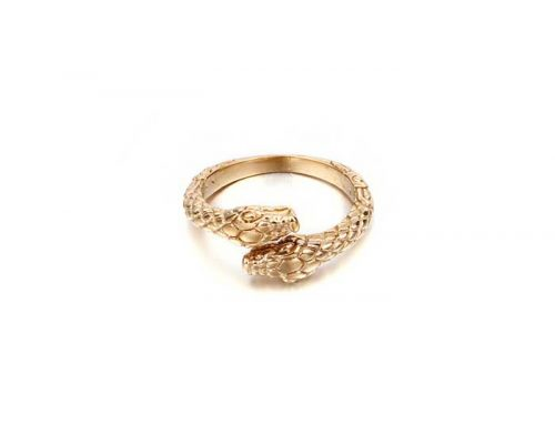 universal style mens and ladies snake ring jewelry