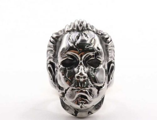 Doc Einstein Memorial Head Ring